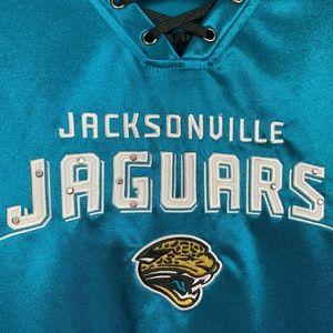 Jacksonville Jaquars Size XL NFL V-Neck Jersey